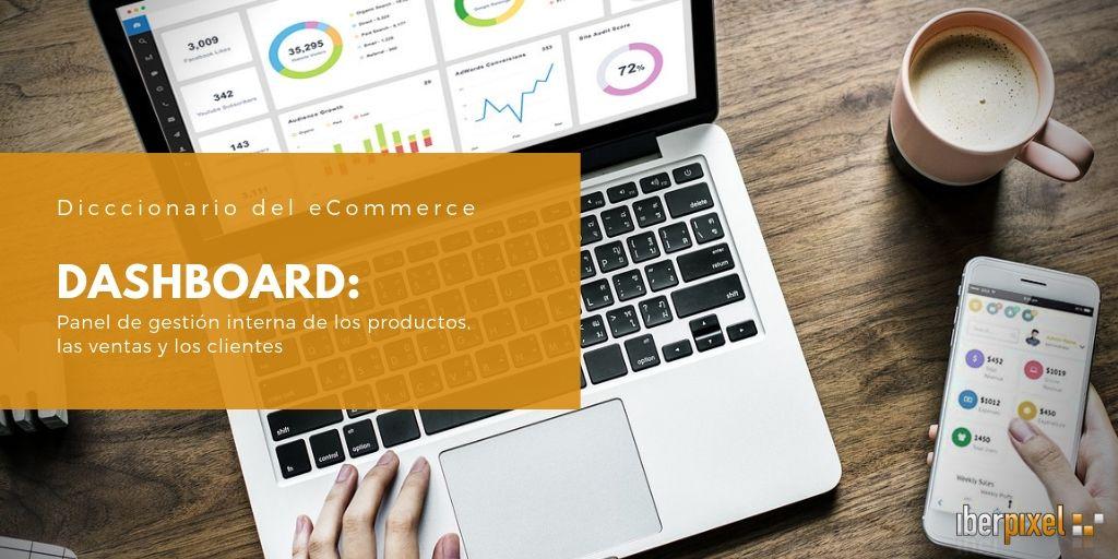 dashboard ecommerce