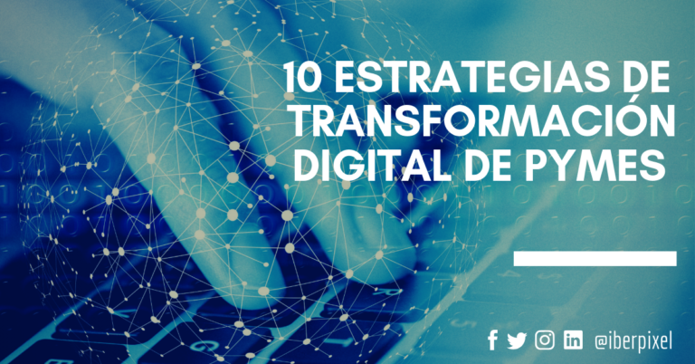 Transformación digital PYMES